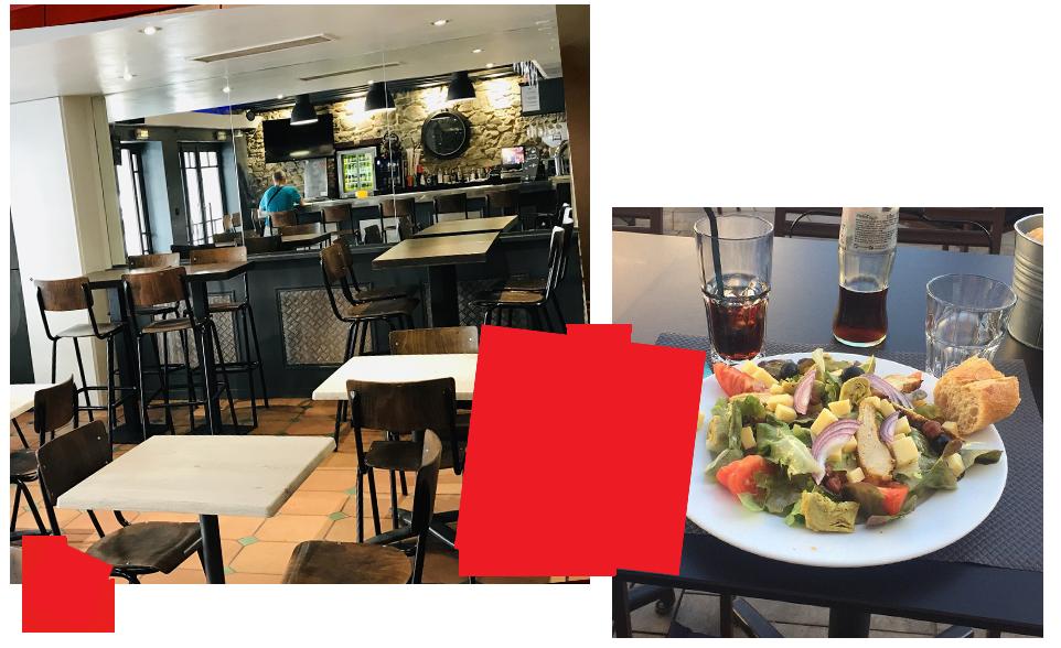 Le Restaurant - Atmosphère - Restaurant Dax
